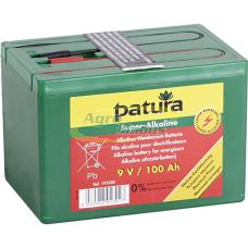 OGRADNA BATERIJA Super Alkalne 9 V / 100 Ah