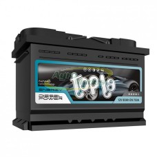 TOPLA DIESEL POWER AKUMULATOR 80Ah 750A
