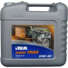 INA SUPER MAX 15W-40 10/1
