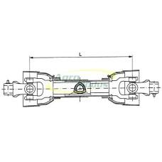 KARDAN PTO50-T710-GP