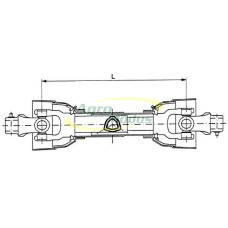 KARDAN PTO20-T710-GP